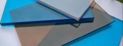 Области применения монолитного поликарбоната
